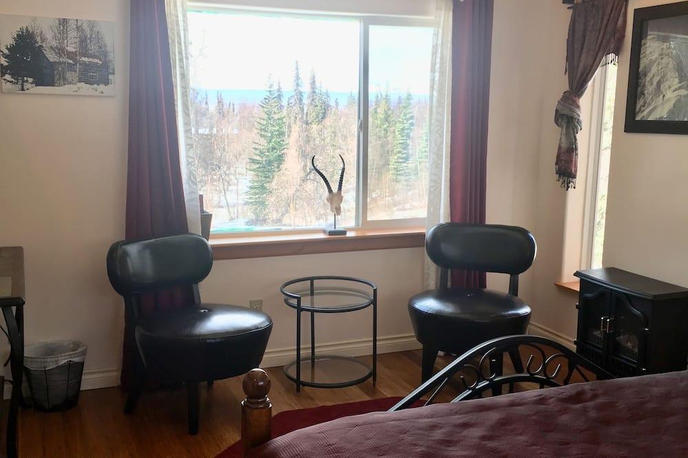 Stone Hut 3 bedrooms - Living Area