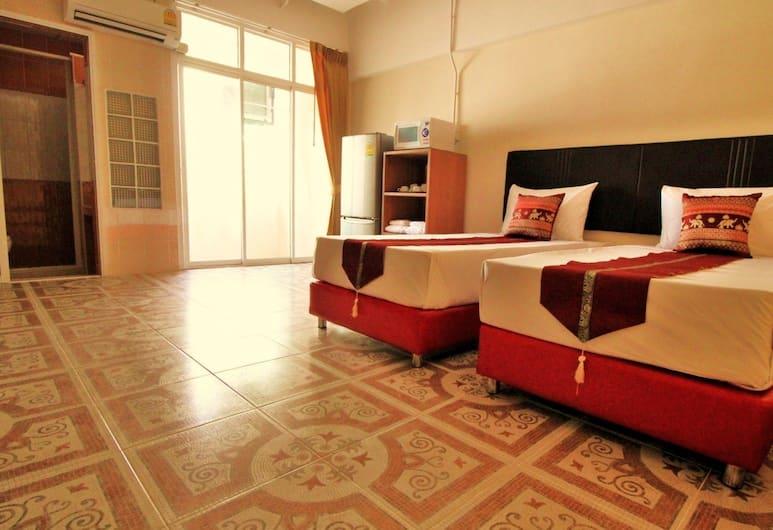 曼谷 AC 原生態飯店, 曼谷, 高級客房, 客房