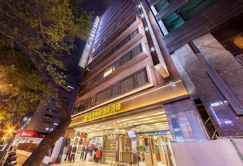 Green World Hotel Sansui, Taipei, Hotel Entrance