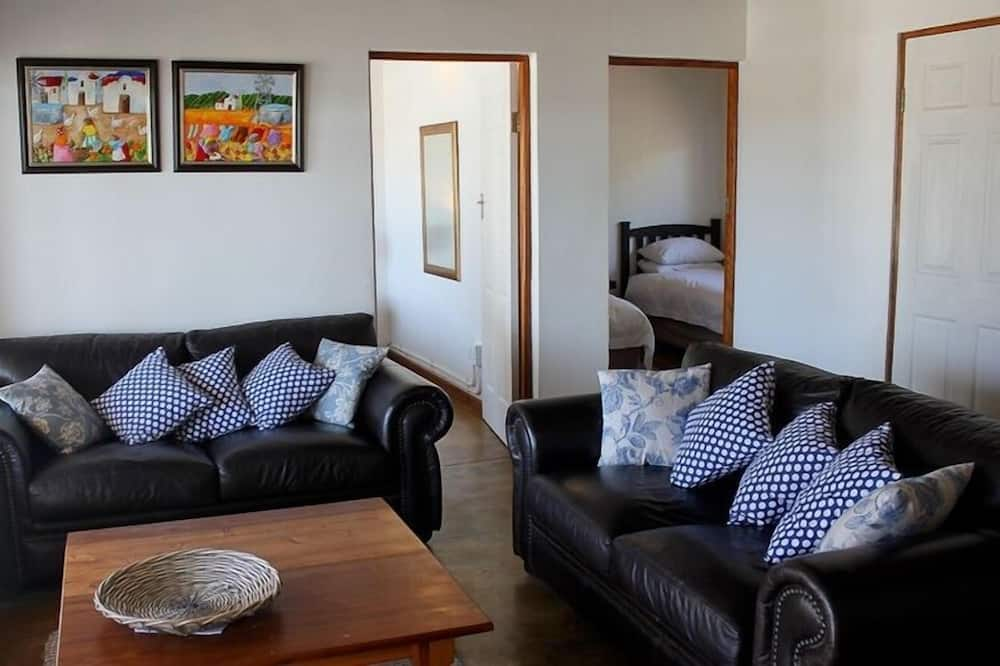 Chalet (Hardertjie) - Living Area