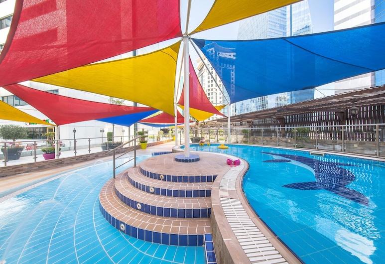 Ezdan Hotel Residence, Dauha, Vonkajší bazén