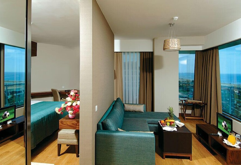 Commodore Elite Suites & Spa - All Inclusive - Adult Only, Side, Deluxe-Suite, Zimmer