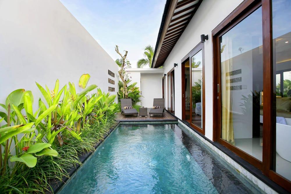 Villa, 1 chambre, piscine privée - Piscine en plein air