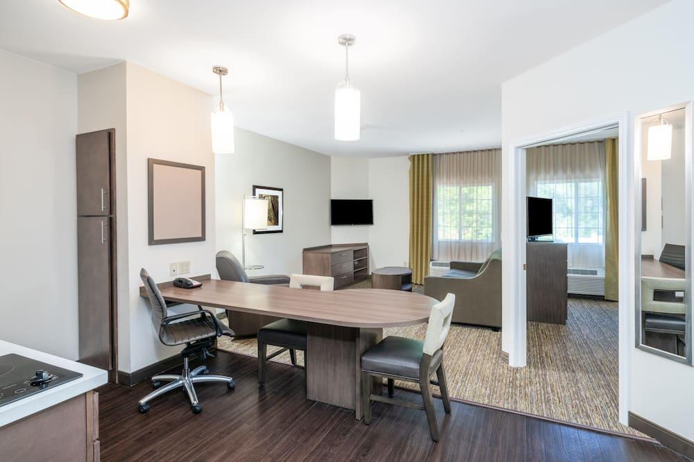 Apartmá, 1 ložnice (1 King) - Pokoj