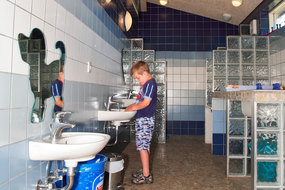 Cabin, Private Bathroom (Linen Excluded) - Bilik mandi