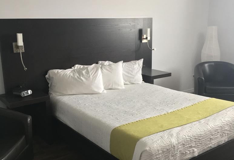 Hotel 1212 inc., Degelis, Apartmán, 1 extra veľké dvojlôžko (Hotel), Hosťovská izba