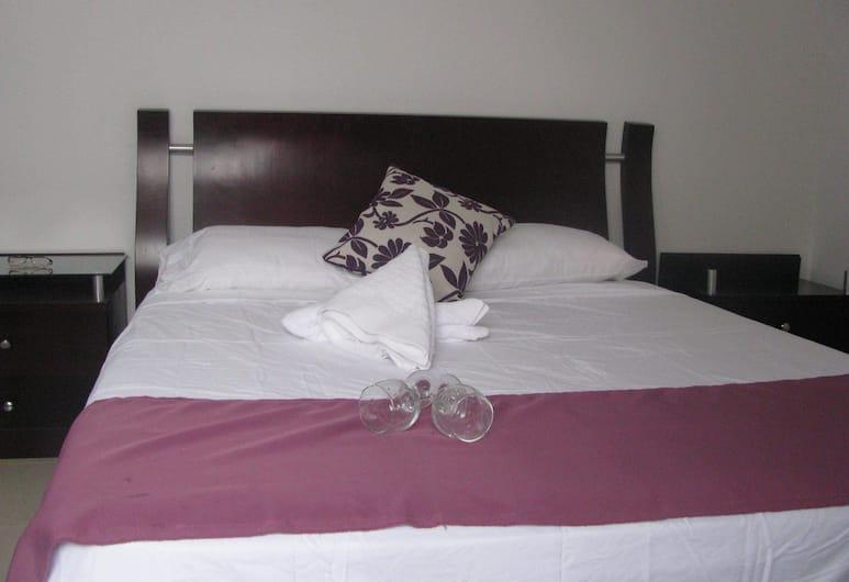 Hotel Casa Salomé, Cartagena, Superior Room, Bilik Tamu
