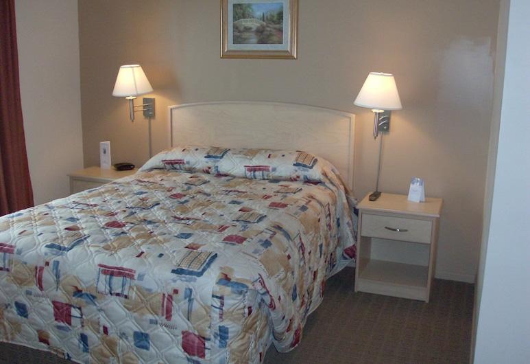 Lone Star Hotel, North Battleford, Habitación, 1 cama de matrimonio, no fumadores, Habitación