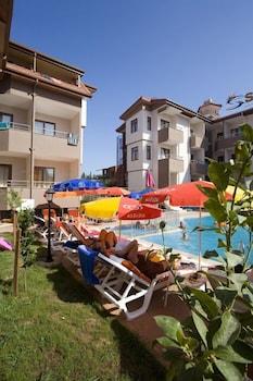 Foto van Selenium Hotel in Side