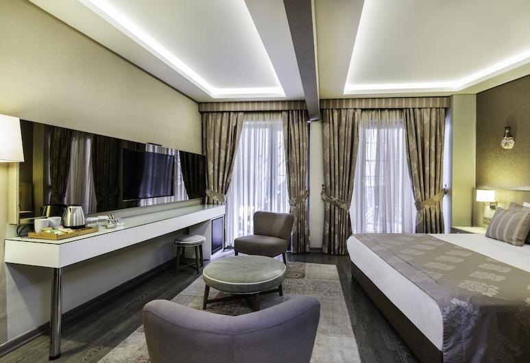 Ayramin Hotel Taksim, Istanbul, Phòng đôi Superior, Phòng
