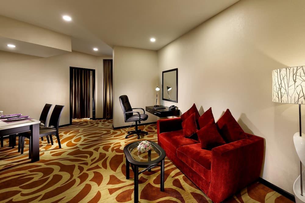 Princess Suite - Living Room