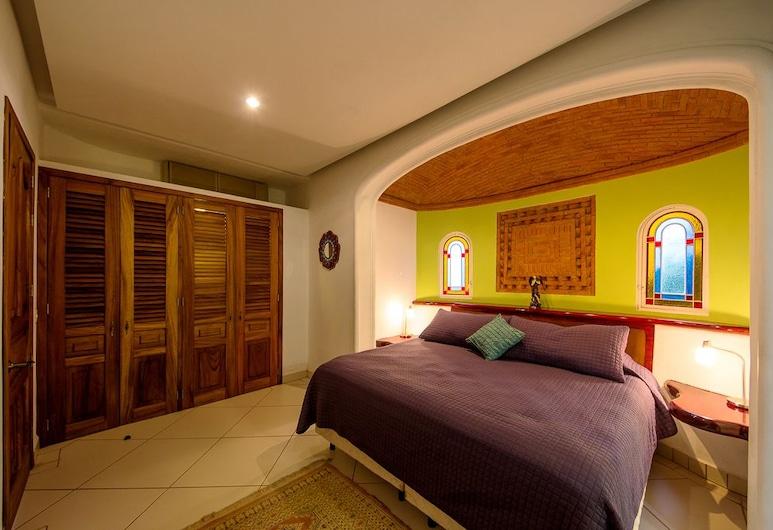 MBoutique Hotel Sayulita, Sayulita, Luxury neljatuba, 2 magamistoaga, köögiga, vaade linnale, Tuba