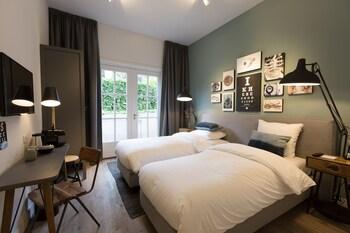 Nuotrauka: Eye Hotel, Utrechtas