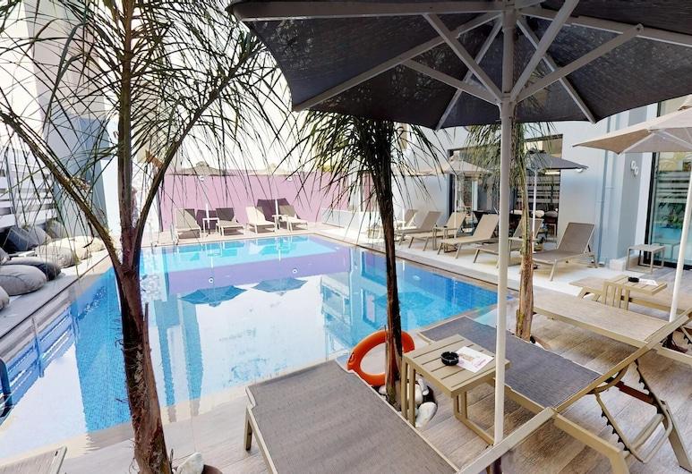 Ξενοδοχείο Medousa, Ρέθυμνο, Πισίνα