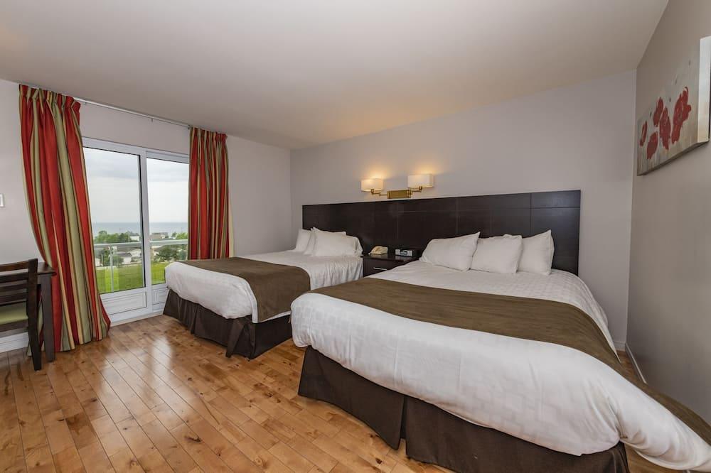 Pokój standardowy, 2 łóżka queen (Pet Friendly) - Pokój