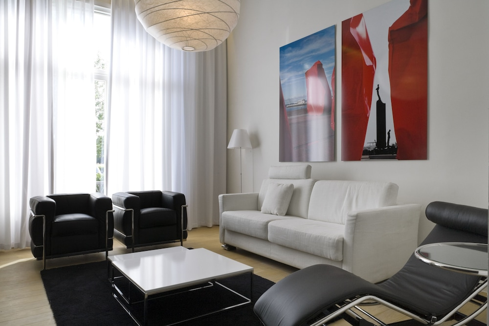 Leopold5 Luxe-Design Apartment - Ostende - Hotels.com