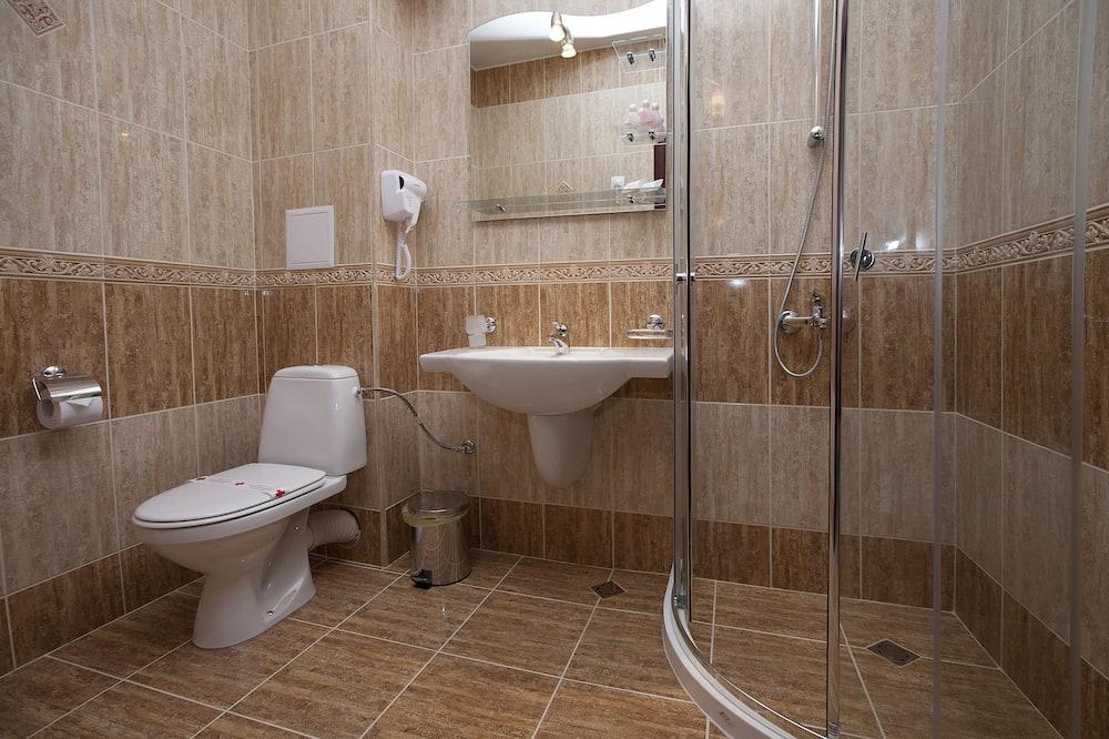 Junior suite - Badkamer