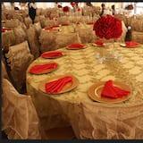 Bröllop inomhus
