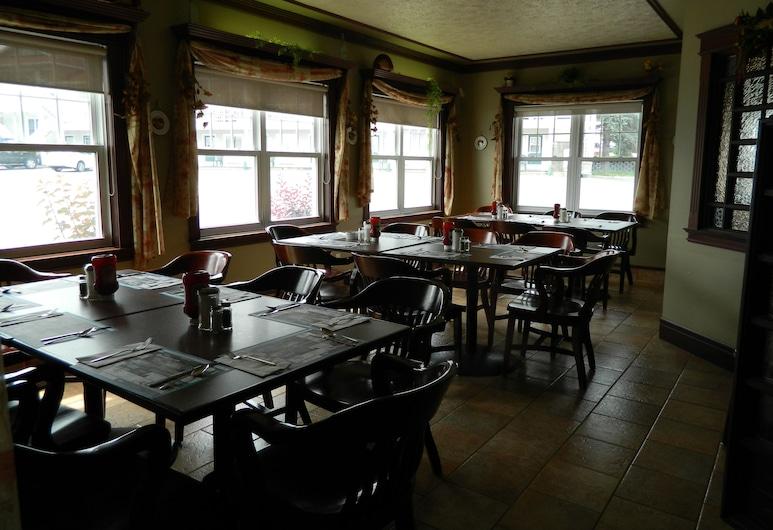 Hill Top Motel & Restaurant, Grand Falls, Perede toitlustamine