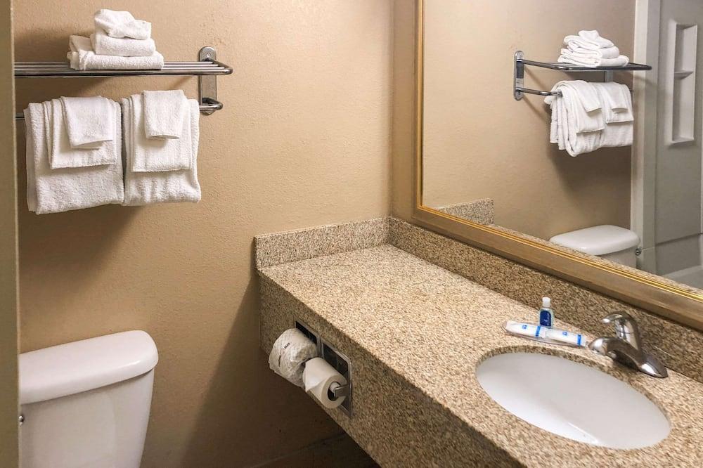 標準客房, 1 張特大雙人床 - 浴室