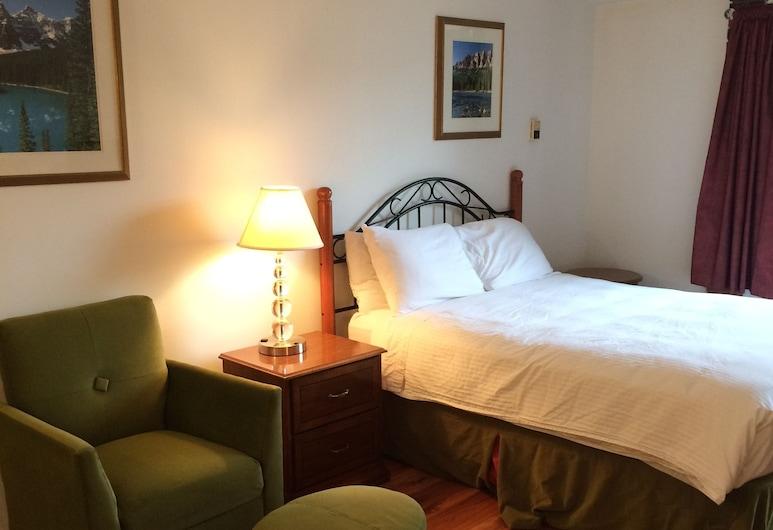 Royal City Motor Inn, Brooks, Room, 1 Queen Bed, Guest Room