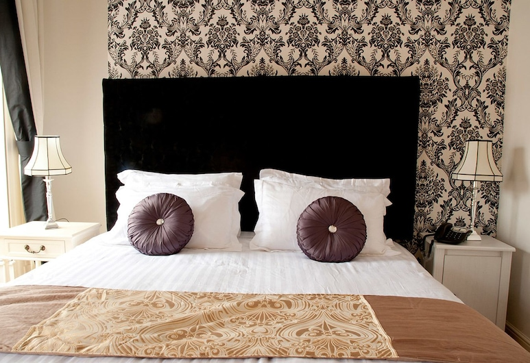 The Georgian Town House Hotel, Liverpool, Deluxe Double Room, Guest Room