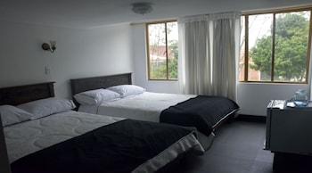 Naktsmītnes Hotel Rivera Inn attēls vietā Bogota