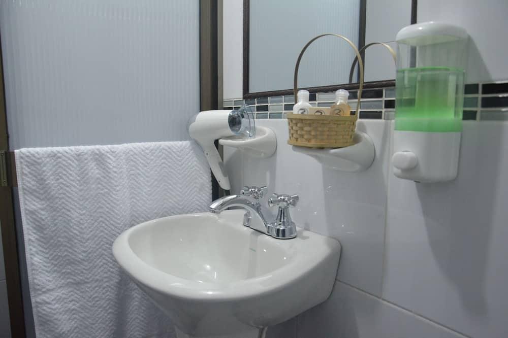 Single Room, 1 Katil Bujang (Single) - Bilik mandi