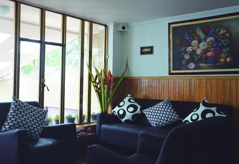Hotel Rivera Inn, Bogotá, Interior Entrance
