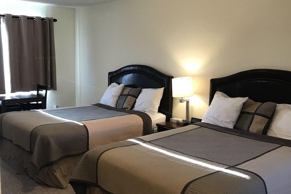 家庭客房, 2 張加大雙人床 - 客房