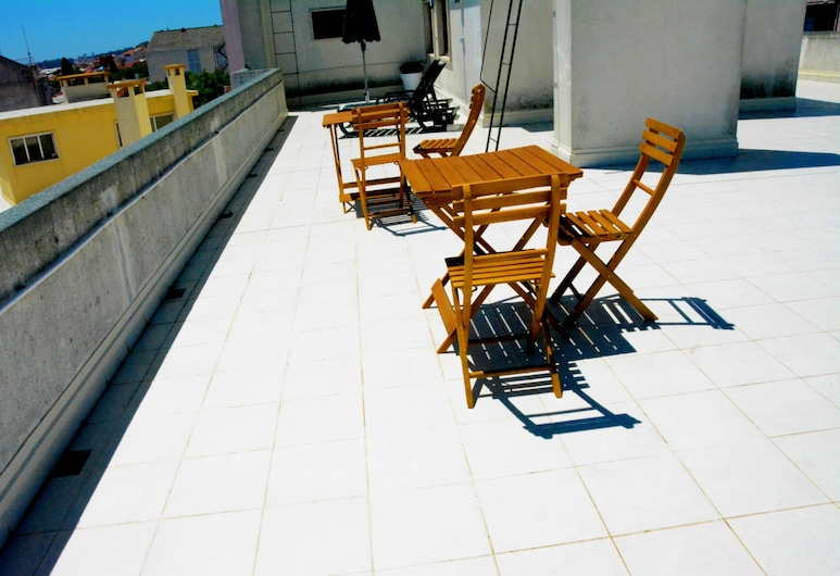 Wallis São Bento, Lisbon, Outdoor Dining