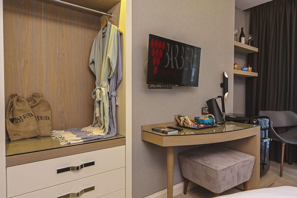 Deluxe Twin Room - Ruang Tamu