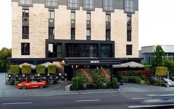 Picture of BERD'S Design Hotel in Chisinau