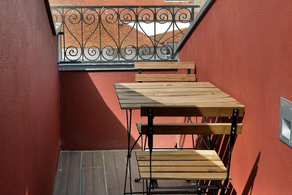 Suite, 1 Tempat Tidur Double, balkon - Pemandangan Kota