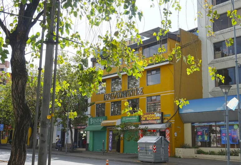 HOTEL BONAVENTURE, Quito, Standard Double Room Single Use, Street View