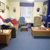 Apartament, 2 sypialnie, kuchnia, widok na park - Powierzchnia mieszkalna