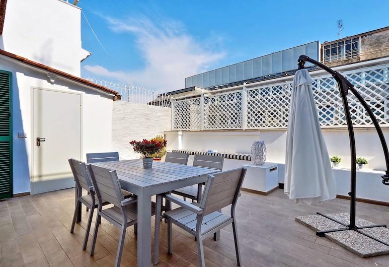 Monti Apartments - My Extra Home, Rom, Apartment, 2 Bedrooms, Terrace, Teres/Laman Dalam