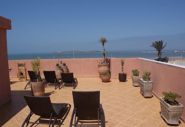 婁扎尼公寓酒店, 索維拉, 陽台