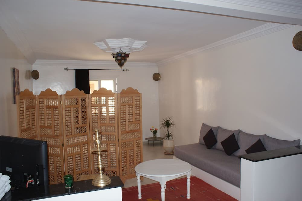 Apartemen (4 Adults) - Area Keluarga