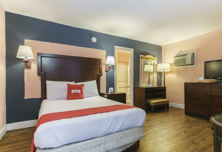 OYO Hotel Myrtle Beach Kings Hwy, Myrtle Beach, Pokoj, dvojlůžko, Pokoj