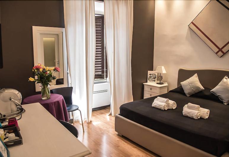 285 福萊特飯店, 羅馬, 雙人房, 城市景觀, 客房