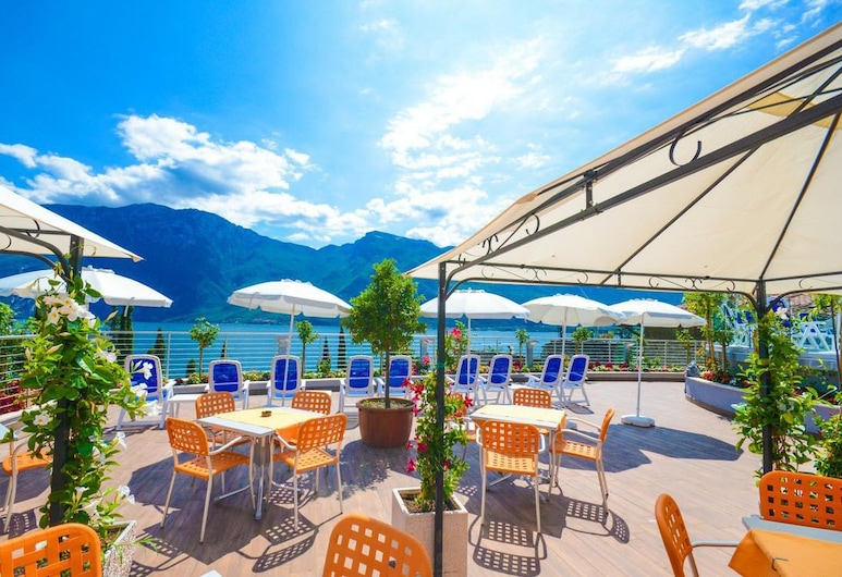 Garda Suite Hotel, Limone sul Garda, Terrace/Patio
