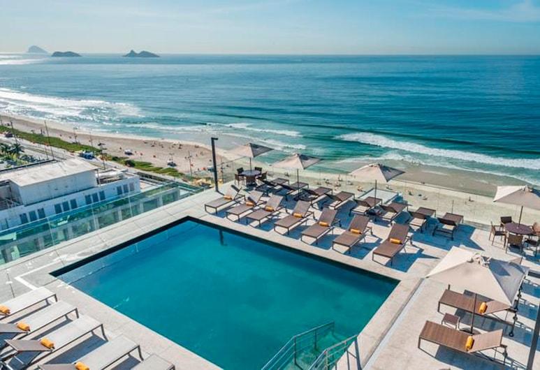 Windsor Marapendi, Rio de Janeiro, Terrace/Patio