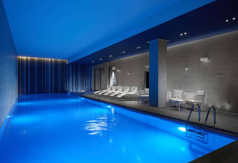希爾頓倫敦河畔酒店, 倫敦, 泳池