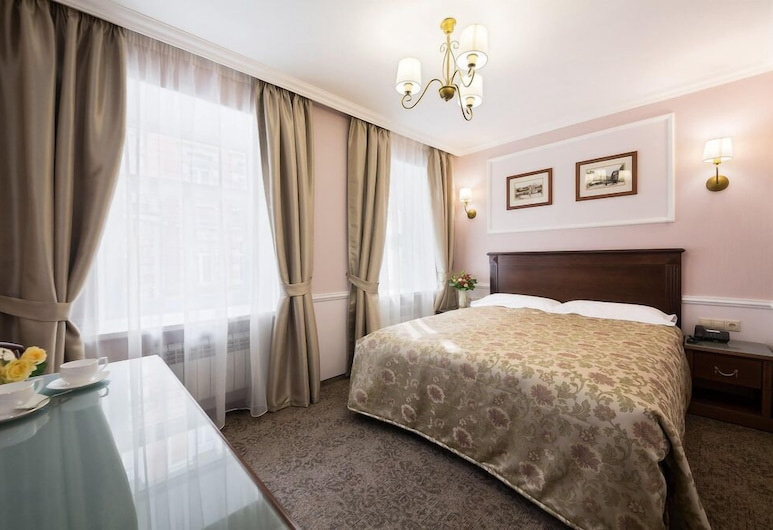 Old Town Hotel, Moscow, Superior Double Room, Guest Room