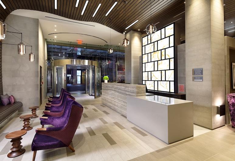 Cambria Hotel New York - Times Square, Nueva York, Lobby