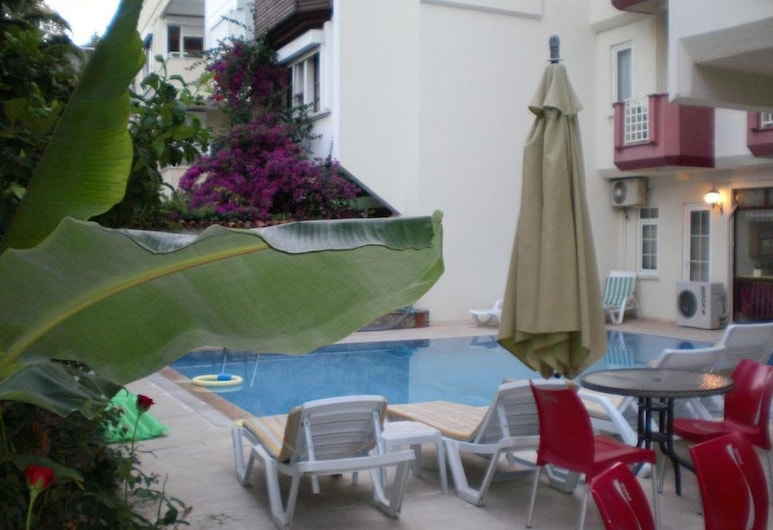 Polen Hotel, Konyaalti, Utomhuspool