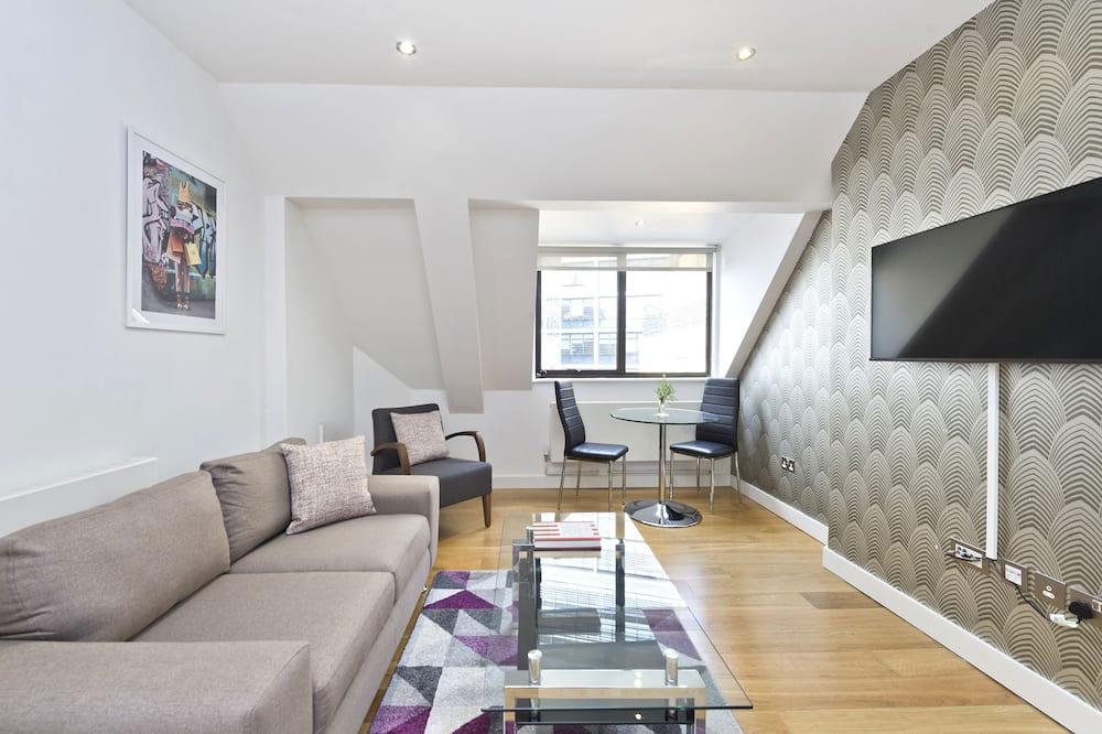 經典公寓 - 客廳