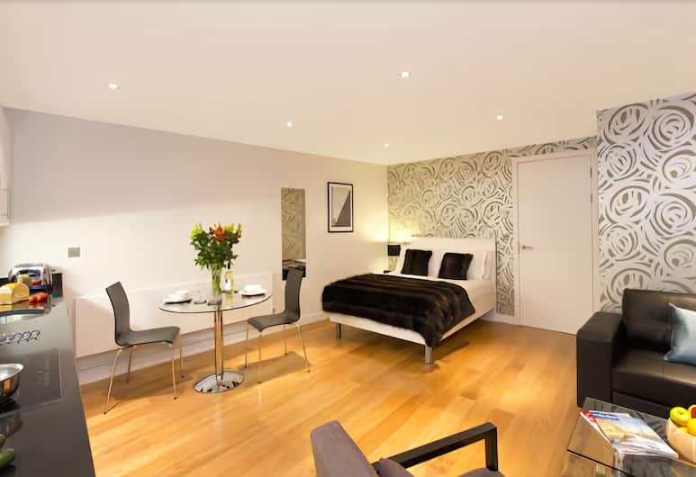 SACO St Pauls - Red Lion Court, London, Studio Apartment (Lower Ground Floor), Room