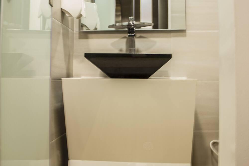 Jednolôžková izba typu Superior (Air Aconditioning) - Kúpeľňa